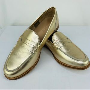 JCrew Ryan Loafers Leather Shoes